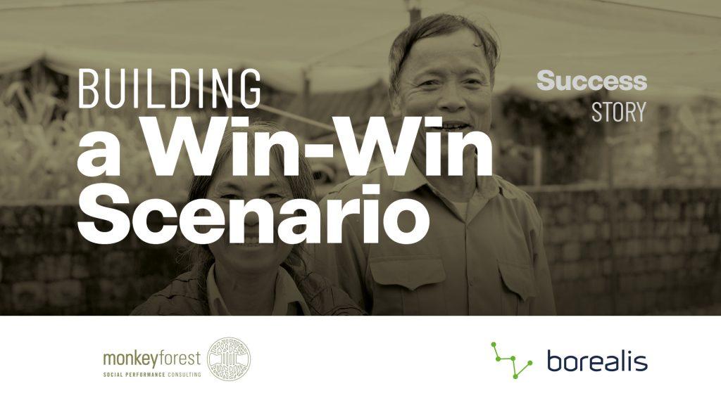 building a win-win scenario