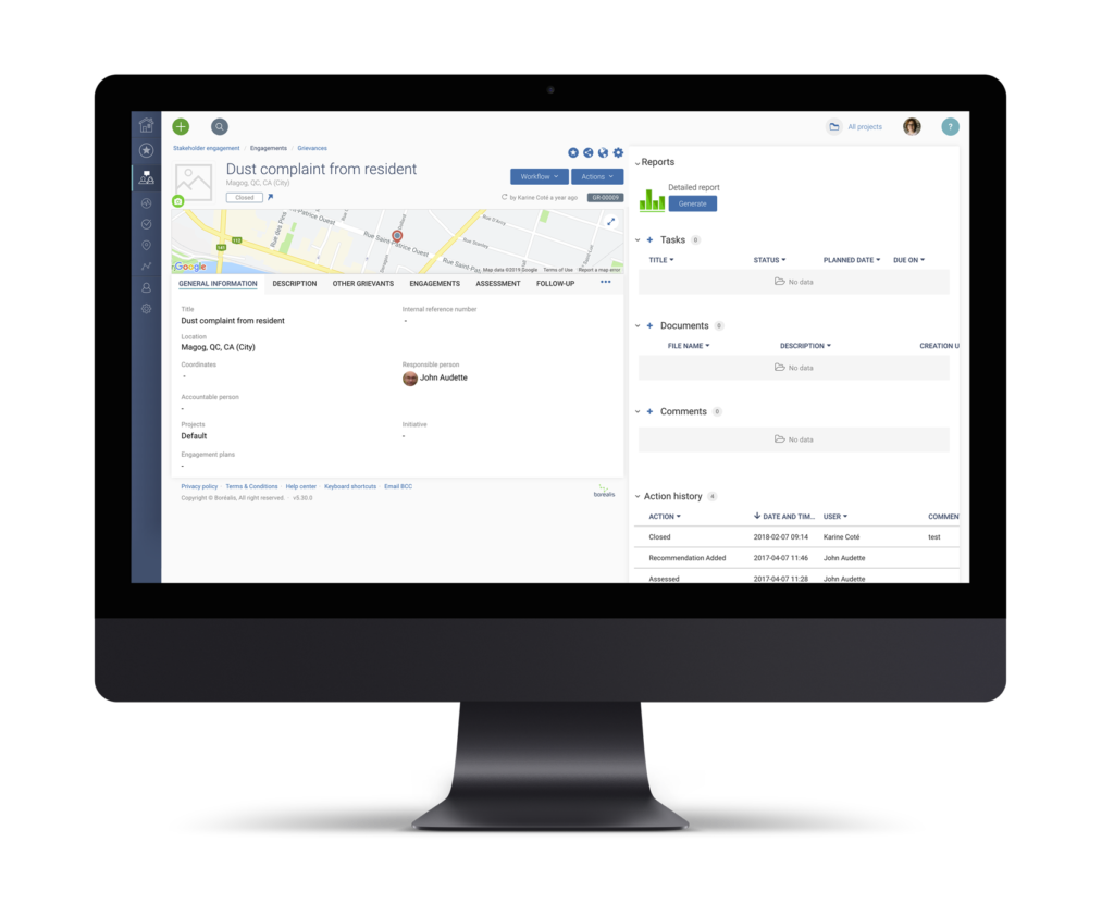 Borealis grievance management module the solution you've been looking for