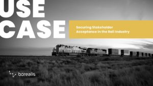 Rail Industry Use Case