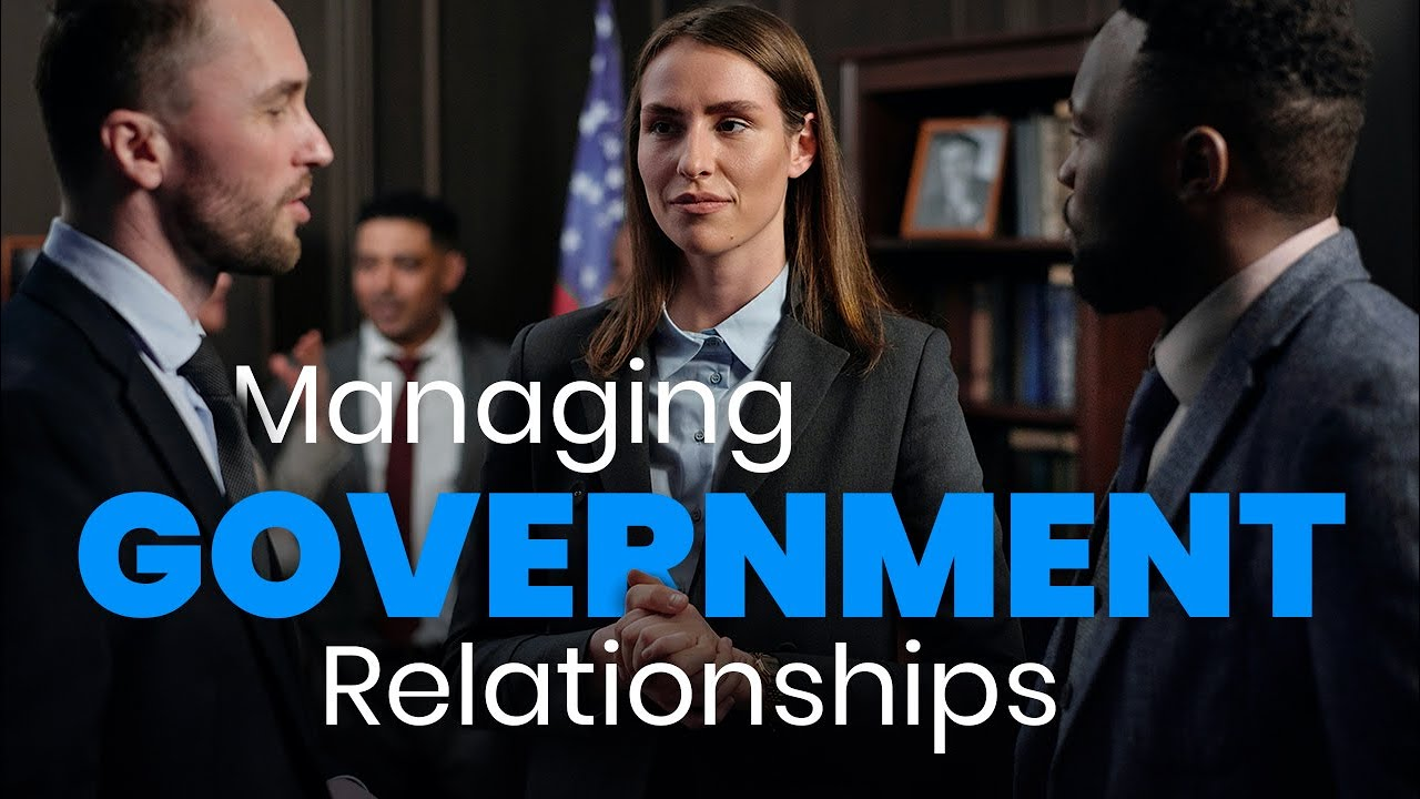 Managing Government Stakeholders