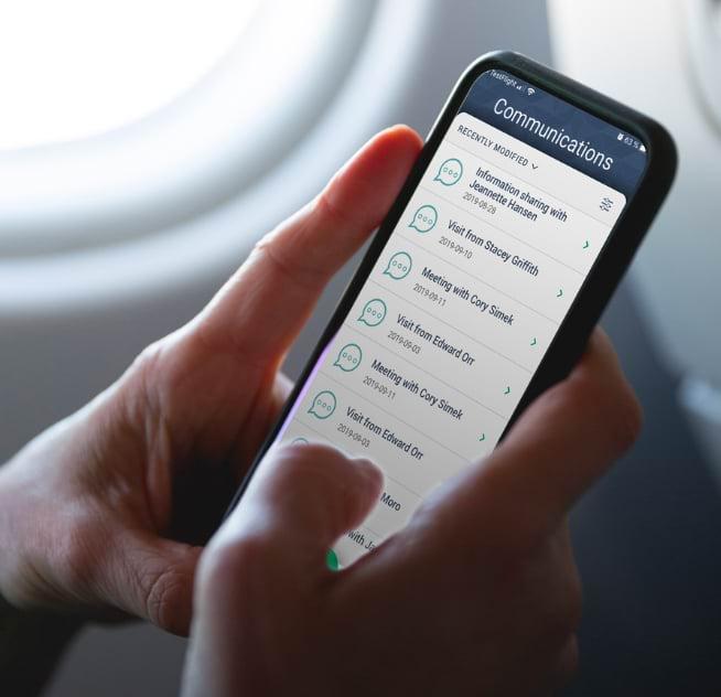 Borealis Mobile App