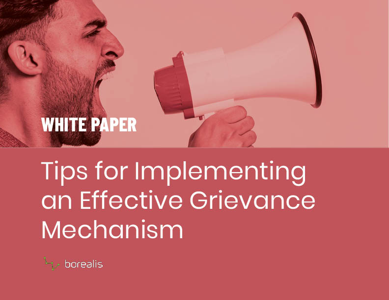 Grievance White Paper