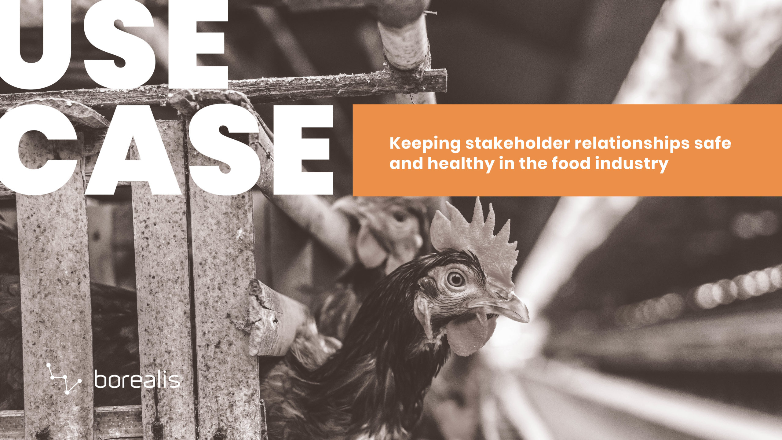 Keeping stakeholder relationships safe and healthy in the food industry