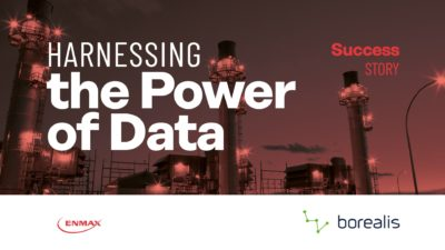 Download the Enmax case study - Harnessing the power of data
